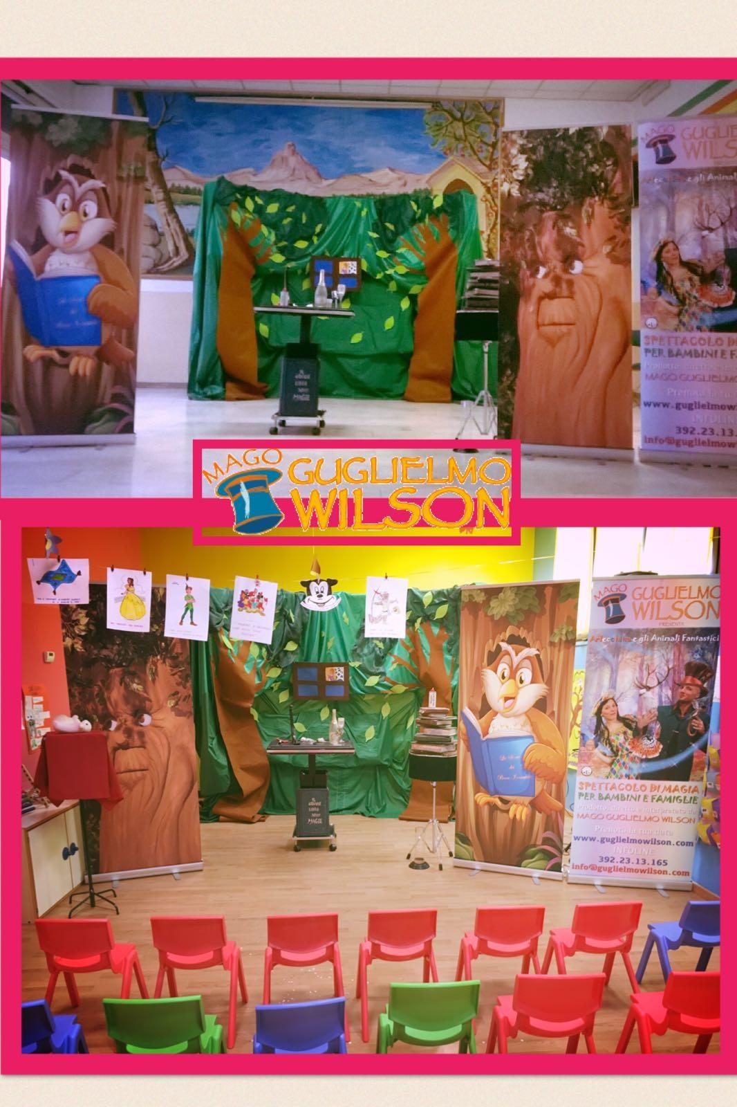 Mago Wilson animazione feste e tanta magia