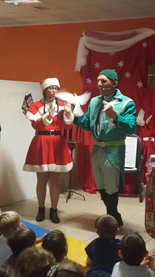 E' arrivato il nuovo spettacolo di Natale!